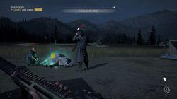 Close Encounters Cow Alien Object Far Cry 5