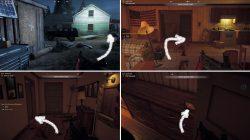 DIY and DOA Key Door Location Far Cry 5