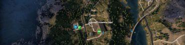 Far Cry 5 Silo Locations - Light 'Em Up Side Mission in John's Region