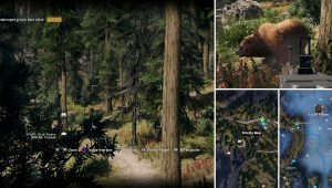 Grizzly Bear Location Far Cry 5
