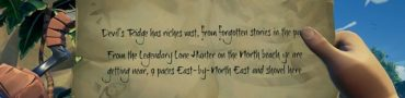 Sea of Thieves Devil's Ridge Riddle Solution & Location