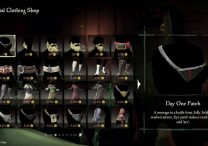 Sea of Thieves How to Customize Character, Change Hair Color