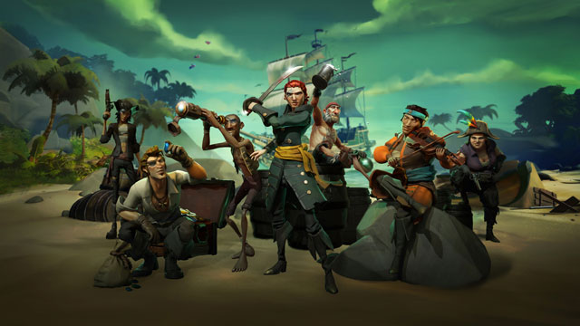 Sea of Thieves Reaches First Place in UK Sales Chart