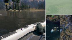 Underwater Whiskey Barrel Location Far Cry 5