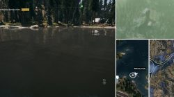 Underwater Whiskey Casks Location Far Cry 5