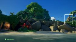 Where to find Shark Statue Sea of Thieves Shark Bait Cove
