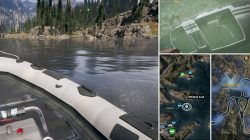 Where to find Whiskey Barrels Far Cry 5