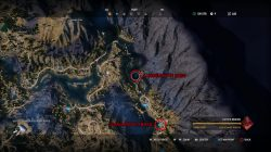 Far Cry 5 - All Hard Difficulty Fishing Spot Locations ...