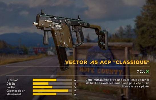 far cry 5 vector 45