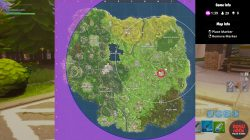 fortnite br dance sign location 4