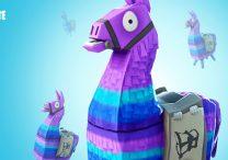 fortnite br supply llama locations