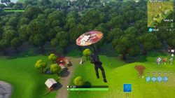 fortnite br wailing woods chest picnic area