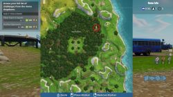 fortnite br where to find chests wailing woods truck