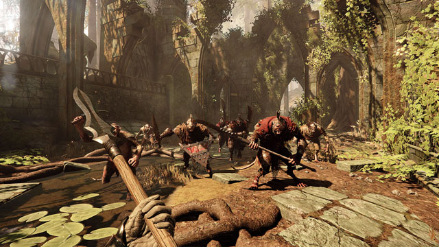 warhammer vermintide 2 launch trailer