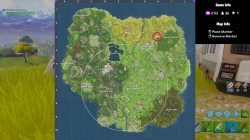 where to find forbidden dance area fortnite battle royale