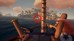 where to find sunstone snake island sea of thieves