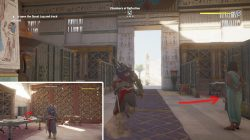 where to find treasure of akhenaten ac origins