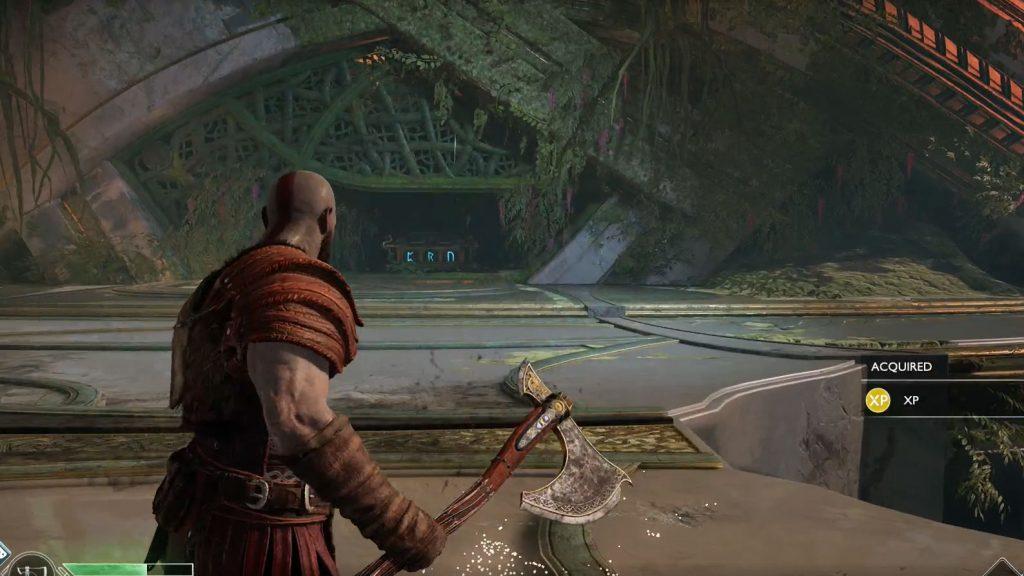 Alfheim God of War Puzzle Nornir Rune Chest solution