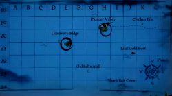 Discovery Ride Sea of Thieves Map