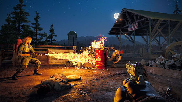 Far Cry 5 First Live Event Requires Killing Animals With Fire
