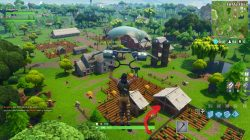 fatal fields fortnite br chest location