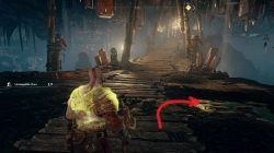 God of War 2018 Witch's Cave Hidden Chamber Location