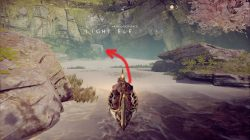 God of War Alfheim Hidden Chamber Valkyrie Location