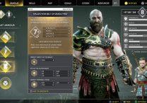 God of War Best Armor - Niflheim, Muspelheim, Valkyrie, Traveler, Tyr