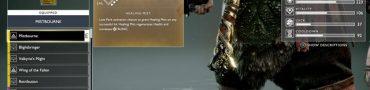 God of War Best Axe & Blades Pommels - Mistbourne, Grips of Valkyrie