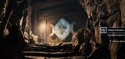 God of War Hidden Chambers Valkyrie Locations