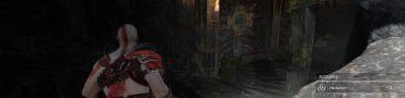 God of War How to Get to Landsuther Mines - Deus Ex Malachite Favor