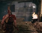 God of War How to Solve River Pass Spiked Ceiling Puzzle
