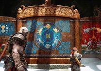 God of War More Than Myth Labor - All Jotun Shrine Locations