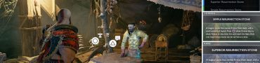 God of War Resurrection Stones
