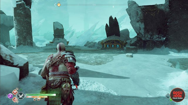 Helheim Nornir Rune Chest Puzzle Solution in God of War
