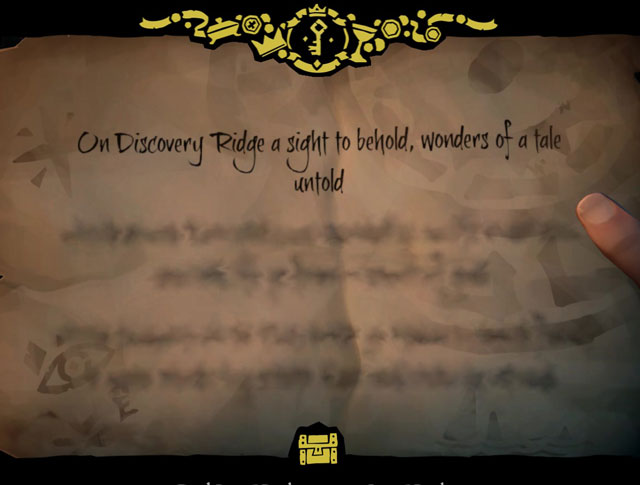 Sea of Thieves Discovery Ridge Riddle Solutions