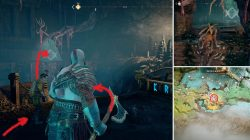 Where to find Hidden Chambers God of War