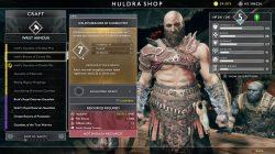 bracers of cursed mist god of war best armor