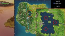 fortnite br search between three boats