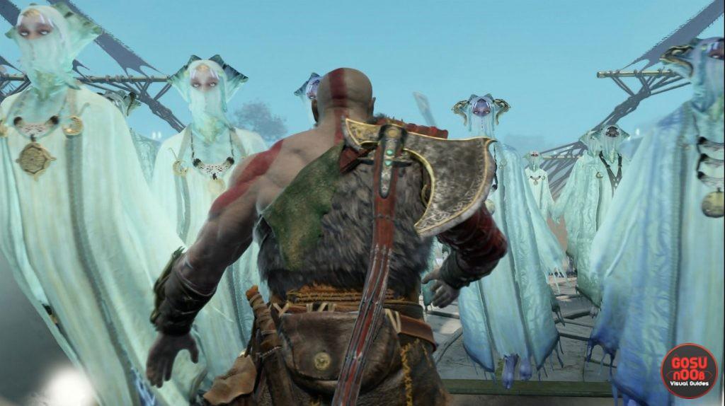 broks shop god of war 4 review