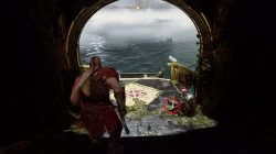 god of war abandon ship artefact temple of tyr