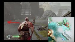 god of war abandon ship stone falls