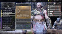 god of war belt of fallen ash muspelheim