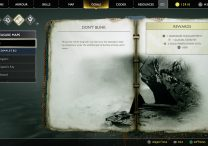 god of war don't blink treasure map location
