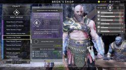 god of war gauntlets of the traveller armor