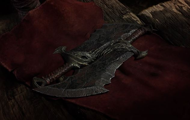 god of war how to upgrade blades of chaos why fight it trophy