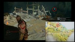 god of war idun apple river pass