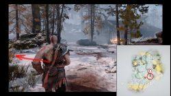god of war lost found artefact quest