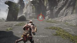 god of war niflheim cipher piece locations