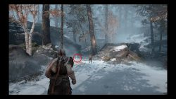 god of war where to find missing toy
